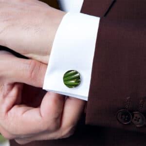 boutons de manchette cayenne papoupascap
