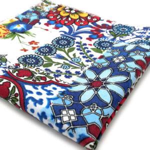 pochette imprime nikea multicolor