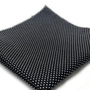 pochette imprime paris noir