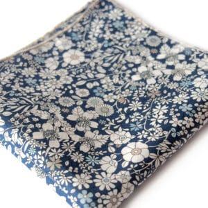 pochette liberty karlino bleu