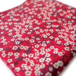 pochette liberty okinawa rouge
